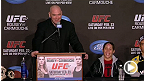 UFC 157: Post-fight Press Conference