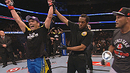 Former UFC light heavyweight champion Lyoto Machida discusses his decision victory over Dan Henderson in the co-main event at UFC 157.