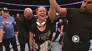 UFC women's bantamweight champion Ronda Rousey and challenger Liz Carmouche discuss their historic bout at UFC 157.