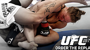 Relive every exciting moment of UFC 157 - order the replay now!