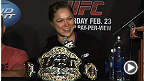 UFC 157: conferenza stampa post evento