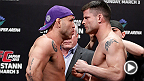 UFC on FUEL TV 8: Wanderlei Silva vs. Brian Stann Weigh-in Highlight