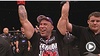 UFC on FUEL TV 8: Wanderlei Silva and Brian Stann Post-Fight Interviews