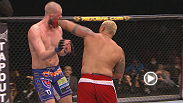 Heavyweight Mark Hunt, a man of few words, discusses his Knockout of the Night victory over Stefan Struve at UFC on FUEL TV 8.