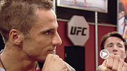 After a combo KO, Josh Samman relives his fight. Watch The Ultimate Fighter Tuesdays at 9 ET/PT on FX with replays on FUEL TV.