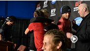 This Dana White video blog takes an exclusive look behind the scenes of UFC 157: Rousey vs. Carmouche, and previews UFC on FUEL TV 8.