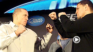 After years of waiting, Georges St-Pierre and Nick Diaz will finally settle their differences inside the Octagon at UFC 158.