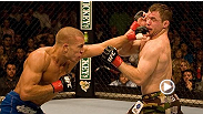 Georges St-Pierre asked and he finally received his title shot against Matt Hughes. Hughes had beaten St-Pierre once before at UFC 50. Now St-Pierre has his chance to avenge his loss and in the process walk away with the title.