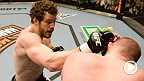 Soumission de la semaine : Nate Marquardt vs Jeremy Horn