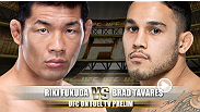 Unbeaten in his last eight bouts in Japan, Tokyo's Riki Fukuda returns home for a key battle with fellow middleweight up-and-comer and Hawaii-born Brad Tavares coming off of back to back wins.
