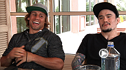 Headlining bantamweights and former training partners Urijah Faber and Scott Jorgensen talk about the five rounds in their futures.