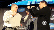 Two fighters with two distinct personalities will finally meet in the Octagon when UFC welterweight champion Georges St-Pierre faces former Strikeforce welterweight champ Nick Diaz at UFC 158. Watch the Countdown to UFC 158 now!