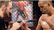 The prelims come to a close with Zak Cummings facing Dylan Andrews. Watch The Ultimate Fighter Tuesdays at 9 ET/PT on FX with replays on FUEL TV.