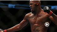 O campe&atilde;o meio-pesado do UFC Jon Jones defende seu t&iacute;tulo contra o rei das provoca&ccedil;&otilde;es Chael Sonnen no UFC 159, em Newark, Nova Jersey.