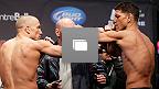 UFC® 158 Pesaje Fotogalería