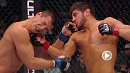 Welterweights Patrick Cote and Jordan Mein and featherweight Darren Elkins discuss their big victories at UFC 158.