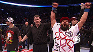 Top welterweight contender Johny Hendricks discusses his exciting Fight of the Night victory over former interim champ Carlos Condit at UFC 158.