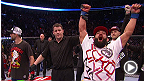UFC 158 : Entrevue d&#39;apr&egrave;s-combat de Johny Hendricks