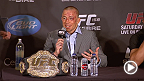 Conferenza stampa post UFC 158