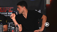 Hear some of the best soundbites from Dana White, Nick Diaz, and Johny Hendricks at the UFC 158 post-fight press conference.