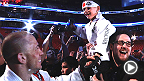 Voyez les coulisses du Centre Bell lors de l&#39;UFC 158 : St-Pierre vs Diaz, la plus grande rivalit&eacute; de l&#39;histoire r&eacute;cente.