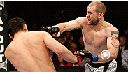 UFC 159 middleweight Alan Belcher says his technique and power will put Michael Bisping away in the first round.