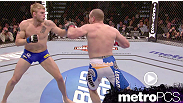 In this edition of MetroPCS's Move of the Week: Alexander Gustafsson lands a stiff jab as opponent Vladimir Matyushenko rushes in.