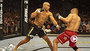 Randy Couture vs. Mike Van Arsdale, Chuck Liddell vs. Jeremy Horn, and Frank Mir vs. Tank Abbott are featured in this episode of UFC Unleashed.
