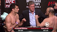 Watch the UFC on FUEL TV 9 weigh-in.