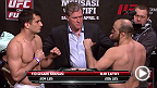 UFC on FUEL TV 9 : Pes&eacute;e officielle