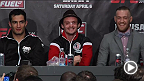 UFC on FUEL TV 9: Post-fight Press Conference
