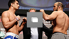 UFC on FUEL TV 9 Weigh-in Photo Gallery