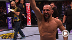 UFC on FUEL TV 9: Tor Troeng and Reza Madadi Post-Fight Interviews