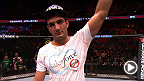UFC Su&eacute;cia: Entrevista p&oacute;s-luta com Gegard Mousasi
