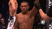 TUF 14 veterans Diego Brandao and Akira Corassani discuss their victories on the main card of UFC on FUEL TV 9 in Stockholm, Sweden.