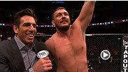 Bantamweight brad Pickett and heavyweight Matt Mitrione discuss their victories on the main card of UFC on FUEL TV 9 from Stockholm, Sweden.