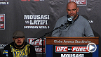 UFC on FUEL TV 9: Post-Fight Presser Highlights