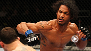 """I think we're both going to deliver."" Benson Henderson and Gilbert Melendez are set to face off in a long-awaited Champion vs. Champion bout at UFC on FOX 7."