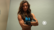 Former Strikeforce women&#39;s bantamweight champion Miesha Tate juggles the pre-fight obligations associated with her UFC debut, and breaks down her fight with Cat Zingano.