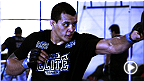 UFC 159 : Entrevue d&#39;avant-combat de Vinny Magalhaes