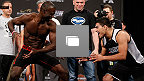 The Ultimate Fighter&reg; Team Jones vs Team Sonnen Finale Weigh-In Gallery