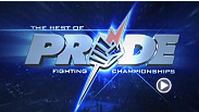 Phil Baroni vs. Ikuhisa Minowa,'Minotauro' Nogueira vs. Mark Coleman, Mirco 'Cro Cop' vs. Yoshihisa Yamamoto, Assuerio Silva vs. Valentijn Overeem, James Thompson vs. Alexandru Lungru are featured in this episode of Best of PRIDE Fighting Championships.