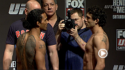 Watch the official weigh-in for UFC on FOX: Henderson vs. Melendez
