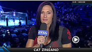 Cat Zingano discusses her fight with Miesha Tate and coaching TUF, Bas breaks down Dan Miller&#39;s armbar attempt on Jordan Mein and gives his welterweight rankings.