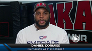 Daniel Cormier responds to some of Frank Mir's comments and Ronda Rousey discusses here future with the IMMA team.