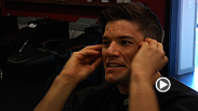 It's been ten years since Josh Thomson stepped inside the Octagon. While his game has evolved, so too has his taste in hairstyles.