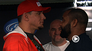 Heavyweights Daniel Cormier and Frank Mir want to make one another wilt in their UFC on FOX co-main event.