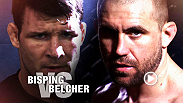 The long-running feud between Michael Bisping and Alan Belcher comes to a head at UFC 159, and both men are eager to settle their differences in a true grudge match.