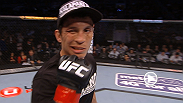 Teammates TJ Dillashaw and Joseph Benavidez talk about their knockout victories with Joe Rogan at UFC on FOX 7.