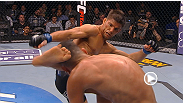 See post-fight highlights from UFC on FOX 7 main card fighters Matt Brown, Josh Thomson, and Daniel Cormier.